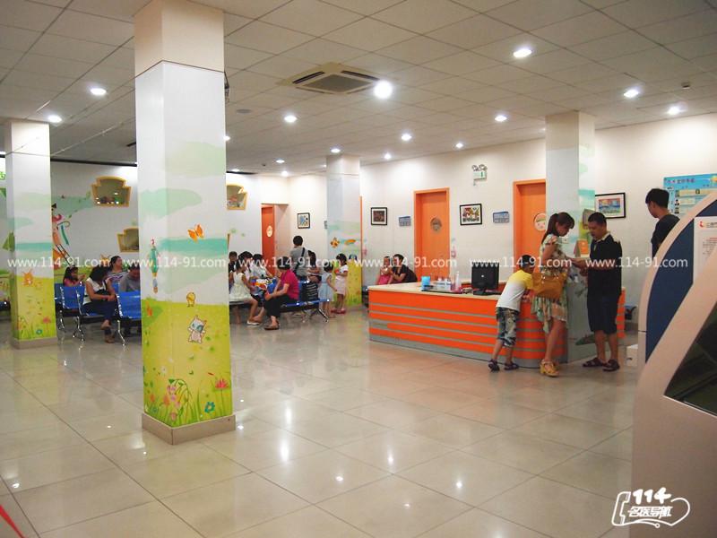 北京西路儿童医院 电话预约